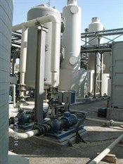 Water & Wastewater Treatment project for Treitel Chemical Engineering LTD